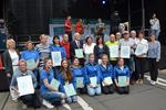 """""""Stille Stars im Ehrenamt"""" 2016 und Verleihung des Bundesverdienstordens"""